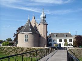 Kasteel Coevorden - Hotel de Vlijt, Coevorden