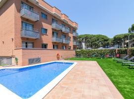 Aparthotel Bardon, Castelldefels