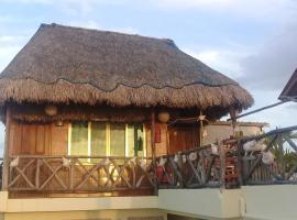 Hotel y Restaurante Macumba, Río Lagartos