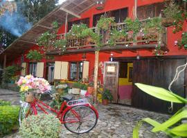 La Posada de Quevedo, Santa Elena
