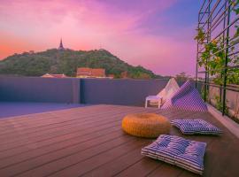 Chedi View Hostel, Phetchaburi