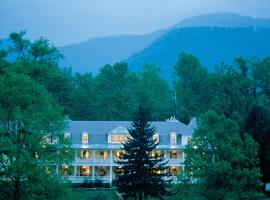 Balsam Mountain Inn, Waynesville