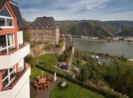 Romantik Hotel Schloss Rheinfels, Sankt Goar