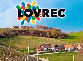 Turistična kmetija Lovrec Marjan, Jiršovci