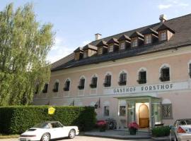 Landhotel Forsthof, Sierning