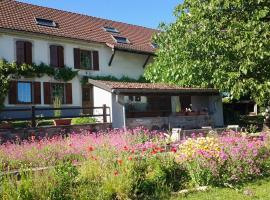 Ferme Terre des Plantes, Grosmagny