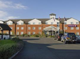 Premier Inn Middlesbrough Central South, Midlsbro