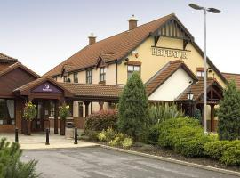 Premier Inn Newcastle - Gosforth/Cramlington, Ņūkāsla pie Tainas