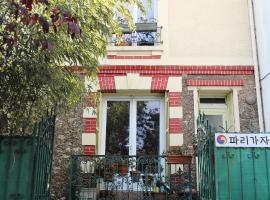 Parisgaja, Maisons-Alfort