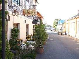 Hotel Villa Antonius, Naantali