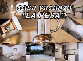 Casa Vacanza La Pesa, Iseo