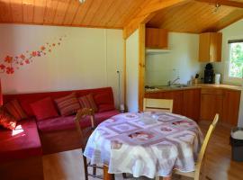 Camping Etang Vallier, Brossac