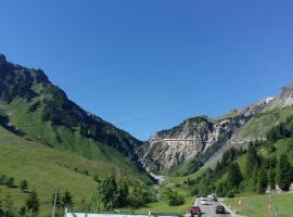 Iton Arlberg - Appartements, Stuben am Arlberg