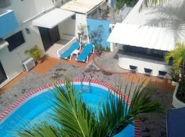 Apartments on Pedro Clisante 16, Barrabás