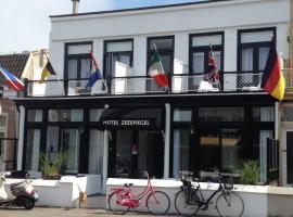 Hotel Appartementen Zeespiegel, Zandvoort