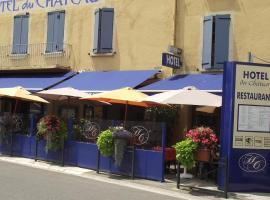 Hotel du Chateau, Château-Arnoux-Saint-Auban