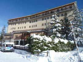 Hotel Caldora, Rocca di Mezzo
