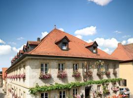 """Gasthof Hotel Weinbau """"Zum Goldenen Ochsen"""", Sommerhausen"""