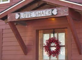 The Love Shack, Stone Ridge