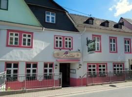 Hotel Blüchertal, Bacharach