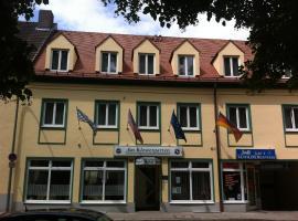 Am Klostergarten, Freising