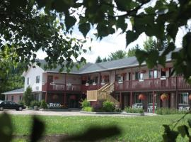 Motel Le Radisson de Val-David, Val-David