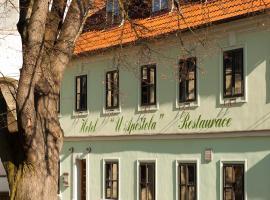 Hotel U Apoštola, Jevíčko