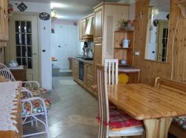 Casa Bixio, Crocefieschi