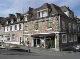 """Hôtel de la Place """"Chez Fanny"""", Pont-d'Ouilly"""