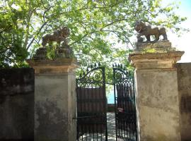 Grande maison - Cap Corse, Centuri