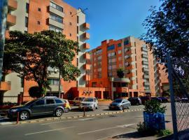 Apartamento amoblado Ciudad Salitre, Bogotá
