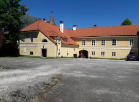 Zamek Jindrichovice, Kolinec