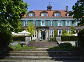 Hotel Gutshaus Stellshagen Bio- und Gesundheitshotel, Stellshagen