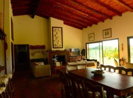 Entreandes Farm Stay, San José