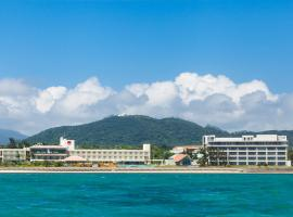 Beach Hotel Sunshine, Ishigaki Island