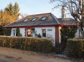 The Nurse's Cottage, Comrie
