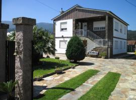 Casa Sabarís, Baiona