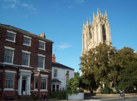 Minster Garth Guest House, Beverley