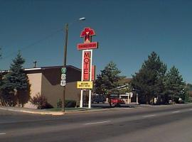Thunderbird Motel, Pocatello