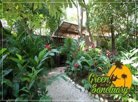 Green Sanctuary Hotel, Nosara