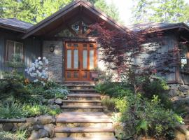 Stonekroft Guesthouse, Shawnigan Lake