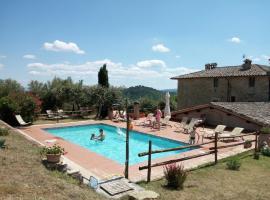 Holiday home Podere Schioppello, Cibottola