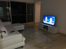 Apartamento en Piantini piso 10, La Julia