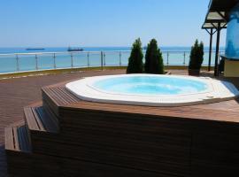 Albizia Beach Hotel, 바르나 시