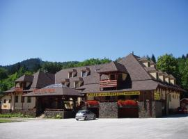 Hotel Altenberg, Staré Hory