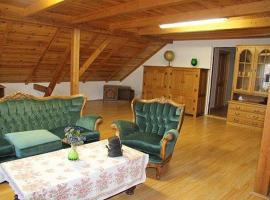 Ubytování u Šimků, Hříběcí