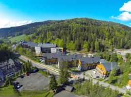 Hotel Czarny Potok Resort SPA & Conference, Krynica Zdrój