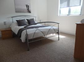 Executive Apartment with City Views, Gateshead