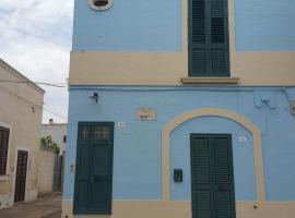 Casa Casciaro, Minervino di Lecce