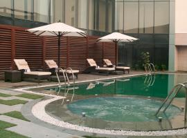 Savoy Suites 4 Star Hotel Greater Noida 0 7 Miles From India Expo Mart